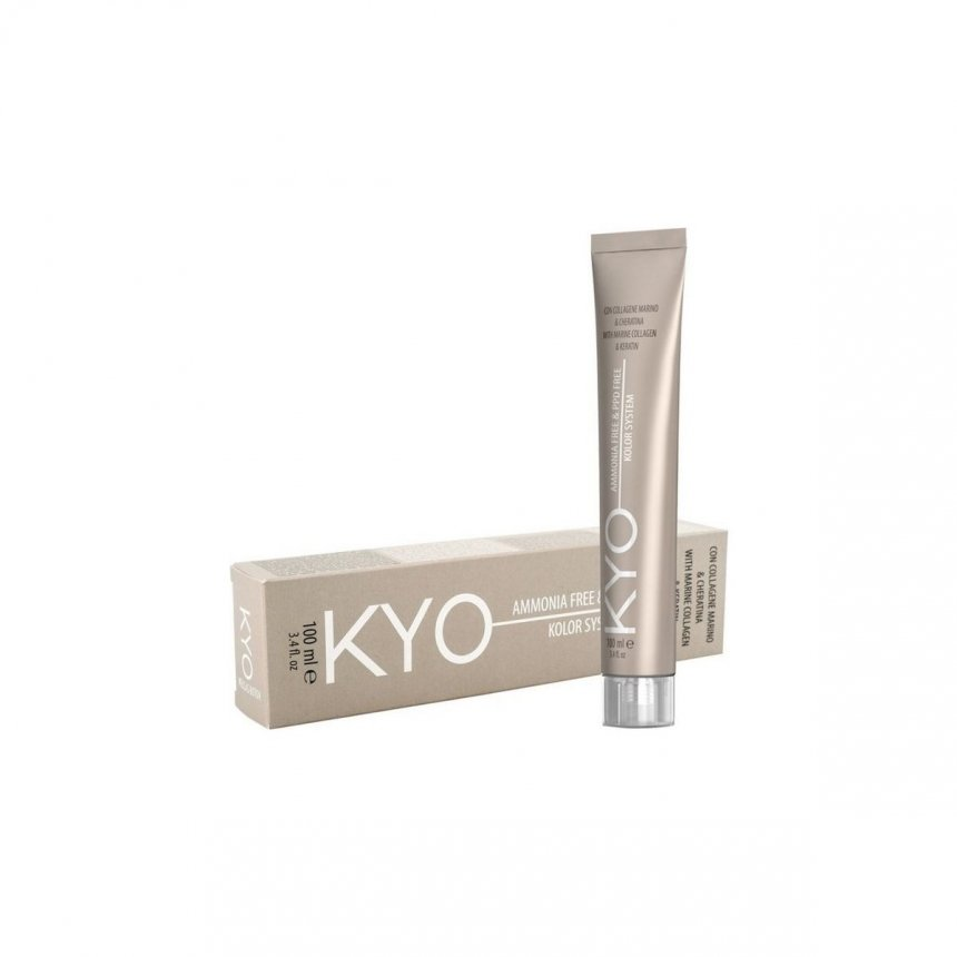 Βαφή Μαλλιών Kyo Color Xωρίς Αμμωνία Kαι PPD