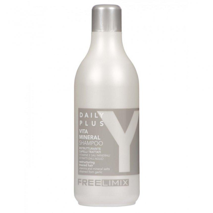 Freelimix Daily Plus Vita Mineral Shampoo 1lt