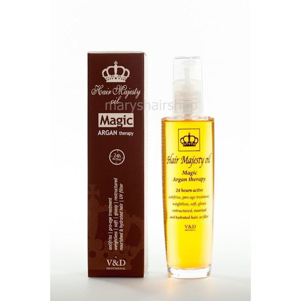 Hair Majesty Oil Magic Argan Therapy 100ml
