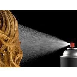 Λακ-Αφρός-Κεριά Μαλλιών