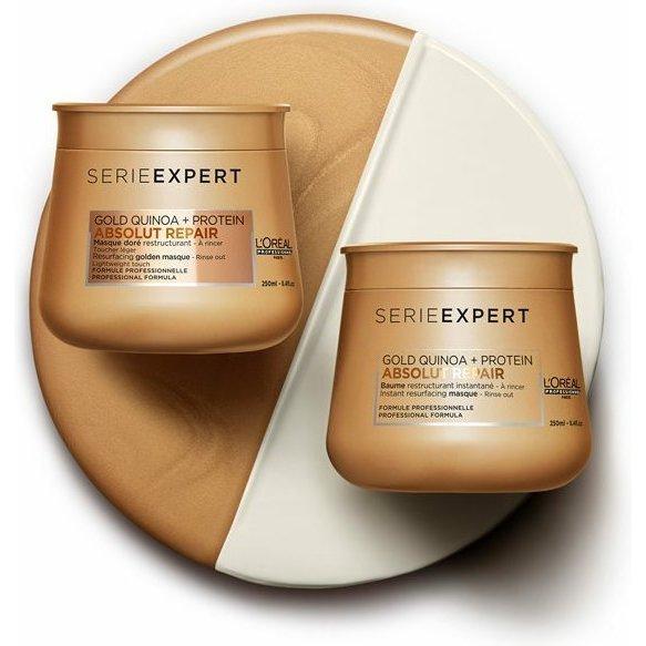 L'Oreal Absolut Repair Gold Quinoa & Protein Mask