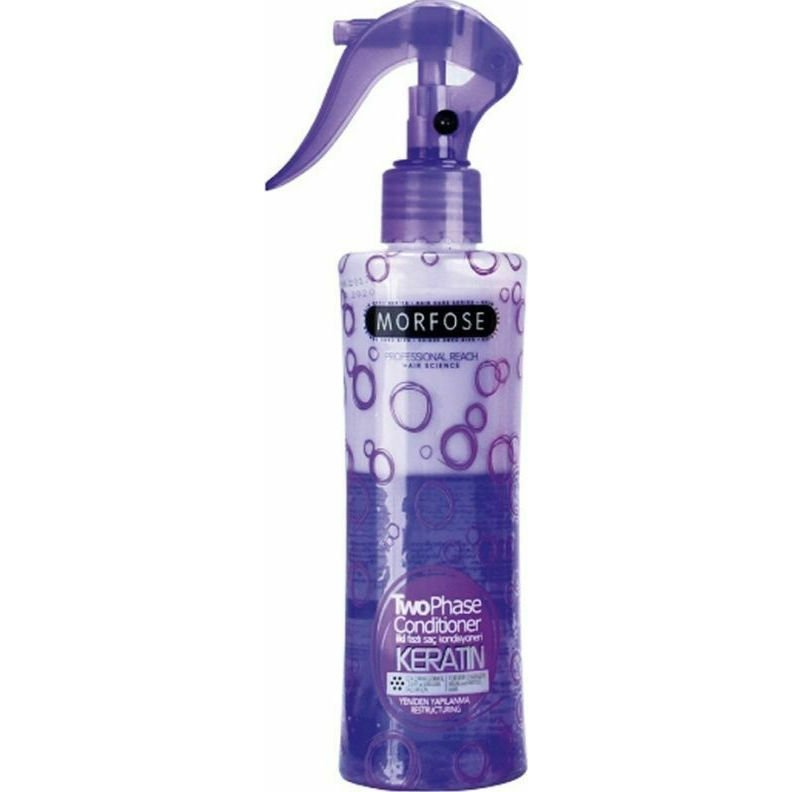 Morfose Two Phase Conditioner Keratin 220ml